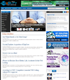 Mobility TechZone front page
