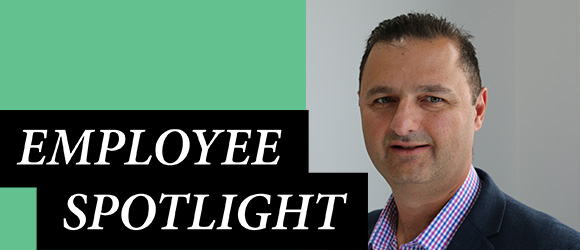 Employee Spotlight: Anthony