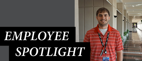Employee Spotlight: Jacob