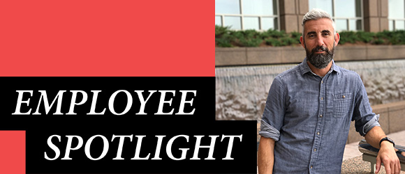Employee Spotlight: Tom