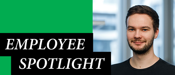 Employee Spotlight: Vincent